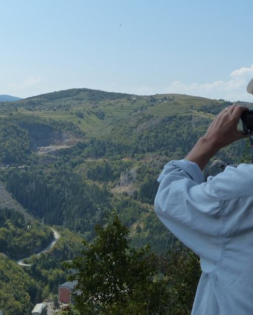 Puštanje supova sa satelitskim odašiljačima / Releasing of vultures with satellite transmitters